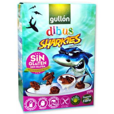 GULLON SHARKIES 250g
