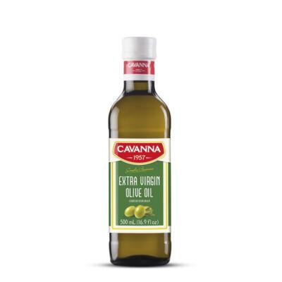 CAVANNA Extra szűz olívaolaj 1000ml