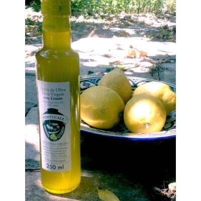 Portucale szűretlen citromos olívaolaj 250 ML