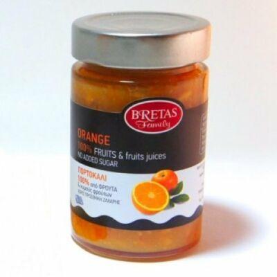 Bretas 100%-os Extra dzsem Narancs 240 g